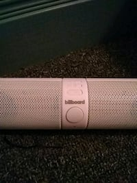 white and gray portable speaker Hagerstown, 21740