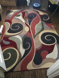 white, red, and blue area rug Colleyville, 76034