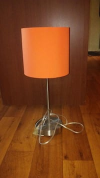 white and gray table lamp Manning, 29102