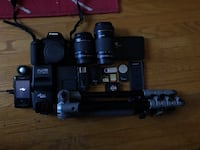 Canon T6i and photography kit Brampton, L6W 1V1