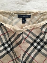 Burberry skirt authentic
