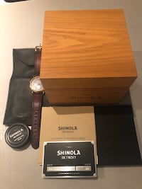 Ladies Shinola Watch Toronto, M6R 1E7