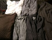 Sweaters - Lot of 6 - Jr Sz Small  McHenry, 60050