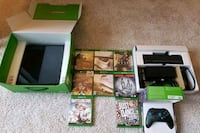 Xbox One, 8 Games, and Controller Sterling, 20166