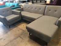 New! Joy.Bird Sofas and Sectionals (neutral colors)  Dallas, 75229