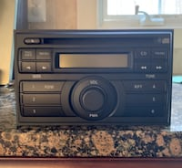 New Nissan radio/CD player, never used, ready.. Fredericksburg, 22407