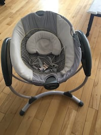 Graco glider swing - plug in  Laval, H7G