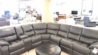 brand new sectional w/ 3 reclinersf  Catonsville, 21228