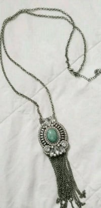 silver-colored pendant necklace North Highlands, 95660