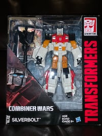 Transformers Generations Combiner Wars SILVERBOLT Voyager Class