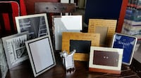 Assorted Decorative Picture Frames Seattle