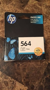 Hp photo ink cartridge box