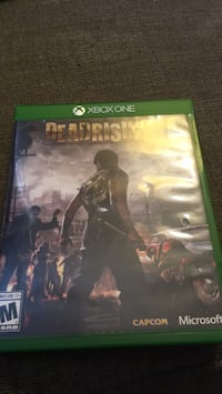 Xbox One Deadrising 4 game case Oakland, 94601