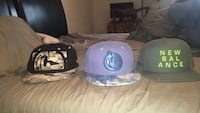 Three snap backs Odenton, 21113