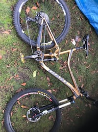 2015 giant trance mountain bike Vancouver, V6B 1T1