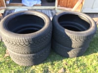 BMW 4 staggered Extreme contact Tires Windsor, 06095