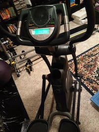 black and gray elliptical trainer Germantown, 20876