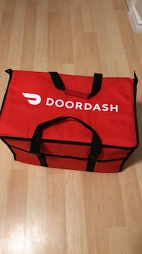 Doordash carry bag ( I have 5 bag. They are not hot bag) $7 for each  Toronto, M6E 3E6