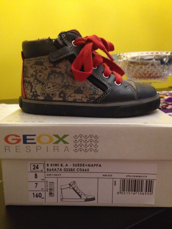 Used Alessandria Geox In Bimbo Scarpe For Sale Letgo rxqwYTr1PA