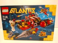 LEGO Atlantis 7984 : Deep Sea Raider 566 km