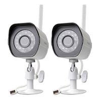 Two wifi Secuirty cameras Surrey, V3T