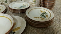 New 65 piece Golden Blossom Stangl Pottery Edison, 08817