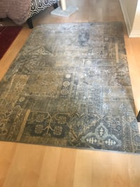 4x6 Area Rug - Almost New