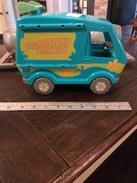 Scooby Doo Trap Time Deluxe Mystery Machine Courtice, L1E 0H5
