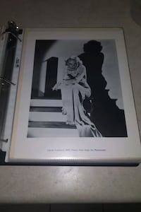 Collectable Old Hollywood Photo's