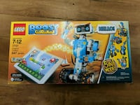 LEGO 17101 BOOST CREATIVE TOOL BOX FOR SALE!!!!! Mississauga, L5M 1K8
