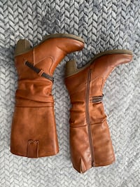 Leather Boots size 39 Mississauga, L5R 1J8