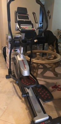 New NordicTrack Elliptical, used once. Cypress, 77433