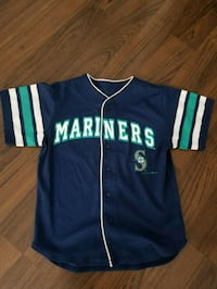 Seattle Mariners Official Genuine Jersey  Vancouver, V6E 3Z8