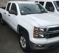 2014 CHEVROLET SILVERADO -ASK ABOUT FINANCING!!- Vancouver, V6A 2C1