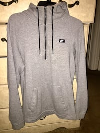 gray and black Nike pullover hoodie Alexandria, 22306