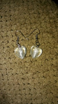 pair of silver-colored hook earrings Greeneville, 37743
