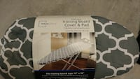 New Mainstays ironing board cover 14x54 2066 mi