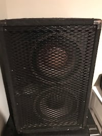 Peavy 210 to bass cabinet