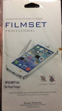 Samsung galaxy note 2 screen protector Whittier, 90602
