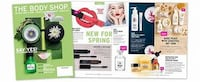 The Body Shop Spring Catalogue FREE Leicester