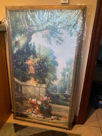 Picture frame 33x57
