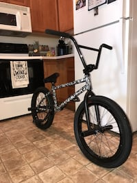 black and white BMX bike Kaukauna, 54165