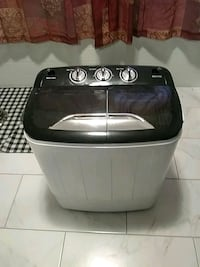 Washer for small articles of clothing