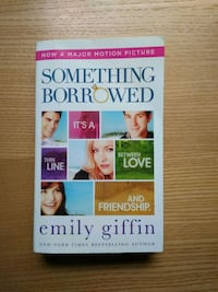 Something borrowed. Novela Emily Giffin Madrid, 28014