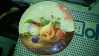 Antique decorative plate Independence, 64053
