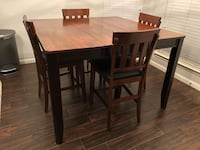 Breakfast/Kitchen Table - Expandable Humble, 77396