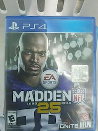 PS4 Madden NFL 15 game  Brooklyn, 11221