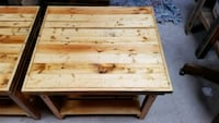 Hand made matching end tables Mesquite, 75150