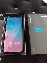 Brand new never used unlocked s9plus  Mississauga, L5B 3Z4