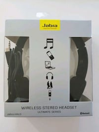 Jabra Halo BT650s Bluetooth stereo headset Hokksund, 3300
